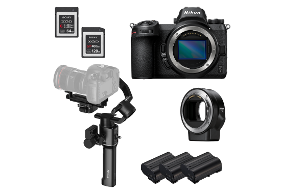 Z 6 Gimbal Package Hire