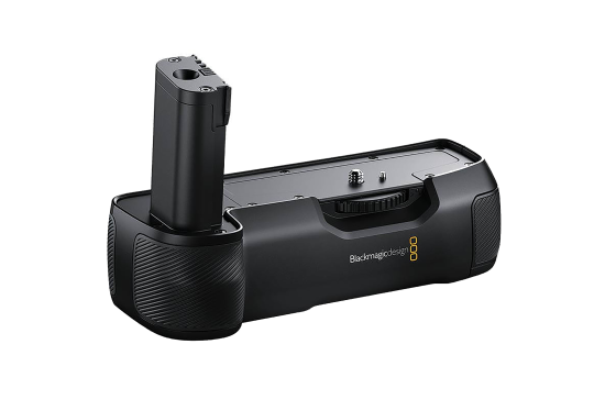 BMPCC 4K battery grip
