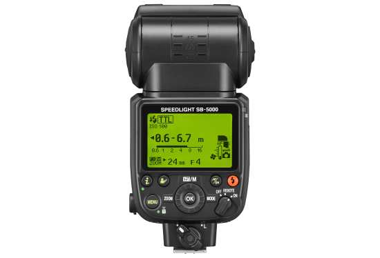 Nikon SB-5000 flashgun hire