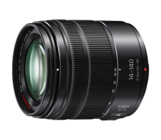 Panasonic 14-140mm II lens hire