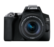 Canon 250D camera hire
