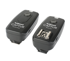 Captur flash and trigger remote for Sony