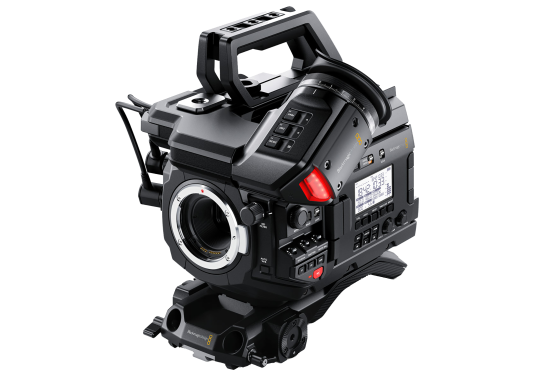 URSA Mini Pro 4 6K G2 Quick Kit Hire