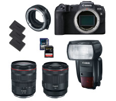 Canon EOS RP Package Hire
