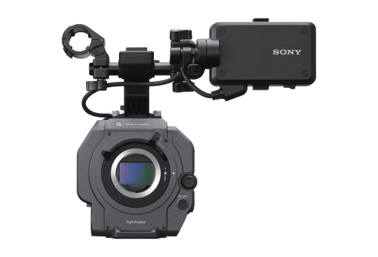 Sony FX9K hire UK