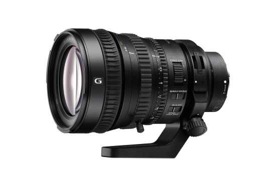 Sony FX9 lens kit hire