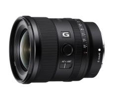 Sony 20mm G lens hire