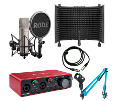 Vloging podcasting kit