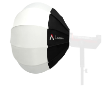 Spherical softbox hire