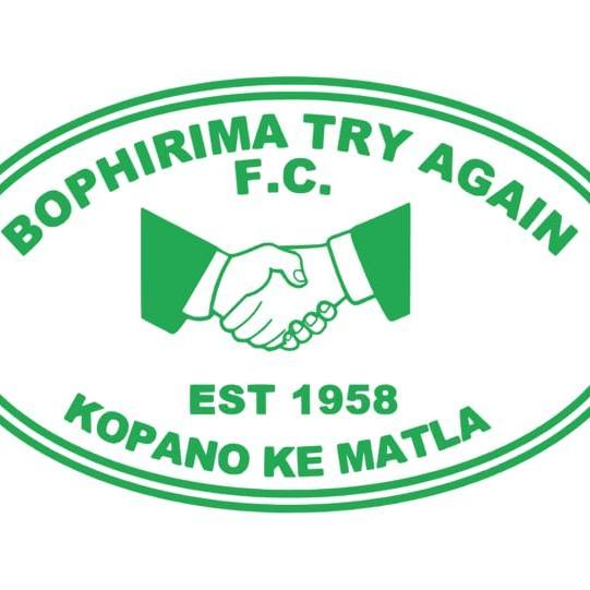 Bophirima Try Again FC logo