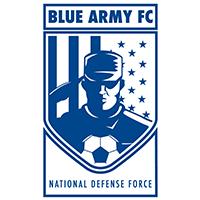 Blue Army logo