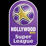 Hollywoodbets Super League League logo