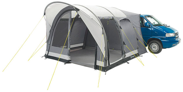 10 Of The Best Awnings For Your Campervan