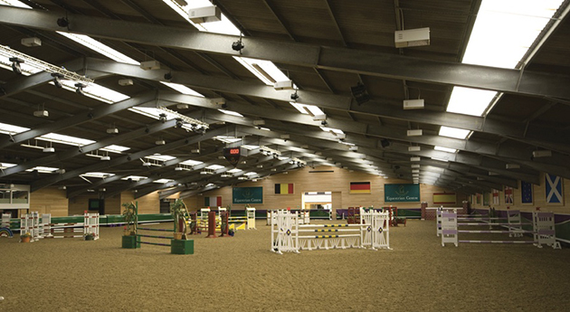 5 Dream Indoor Arenas To Train In This Winter Horse Amp Hound