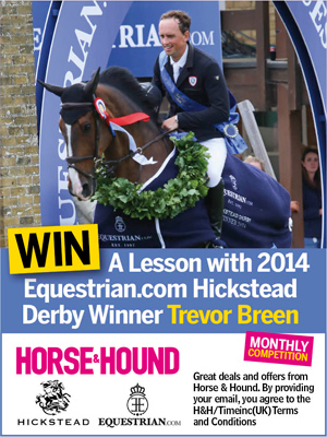 Win an turnout rug