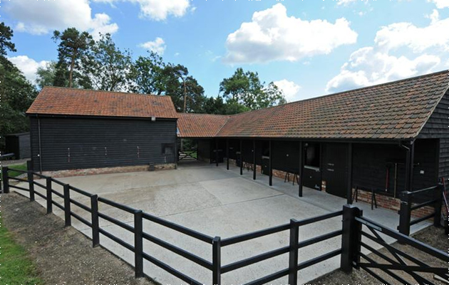 6 Heavenly Horsey Homes For Sale Horse Hound