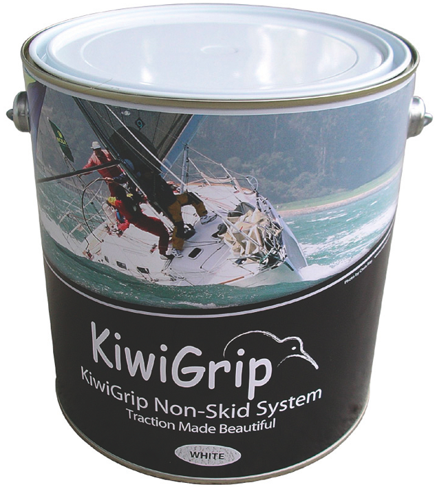 Deck paints on test practical boat owner - Non slip exterior paint style ...