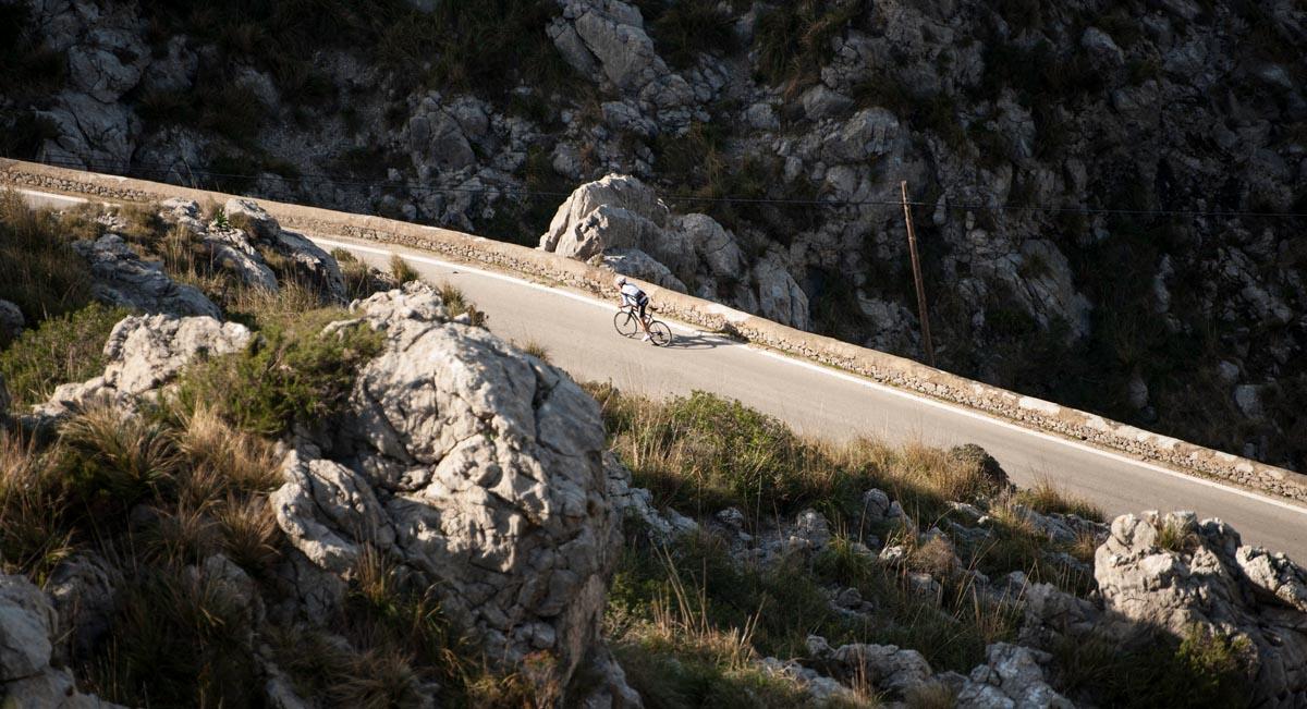 Raleigh -GAC cycling team train in Majorca