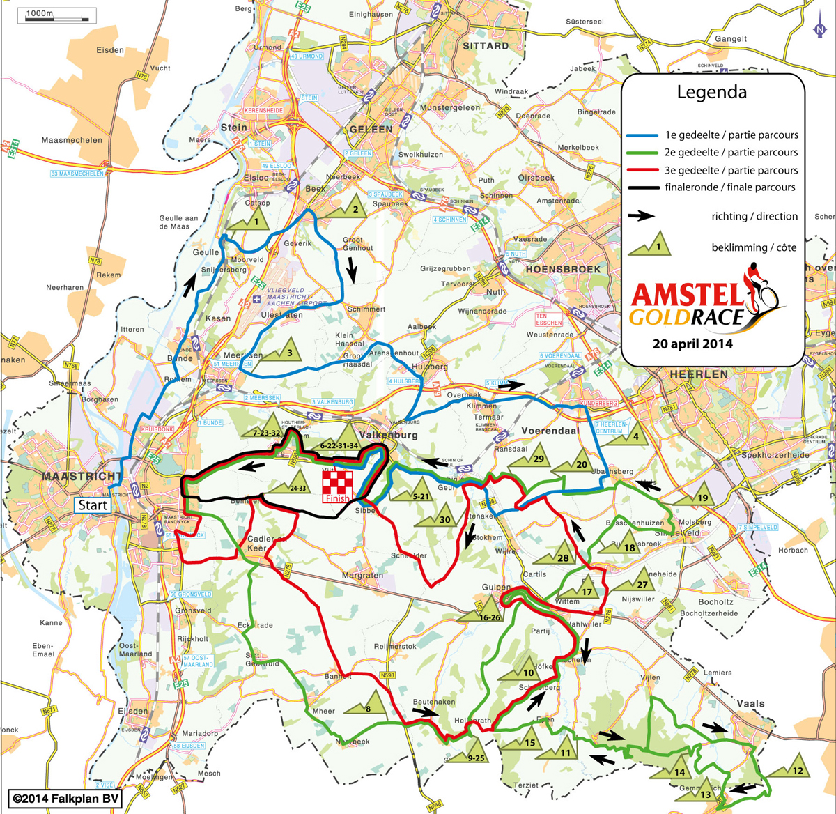 Amstel Gold Race 2014 preview - Cycling Weekly