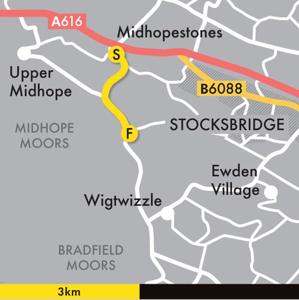 Tour De France  Yorkshire Climbs