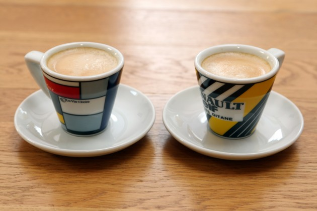 Photo: A question that many cyclists have asked: how much coffee must you drink to ride faster and further? Years of studies by dozens of scientists have shown what the pros have known for decades - coffee adds zip. Now research is helping to nail the numbers .