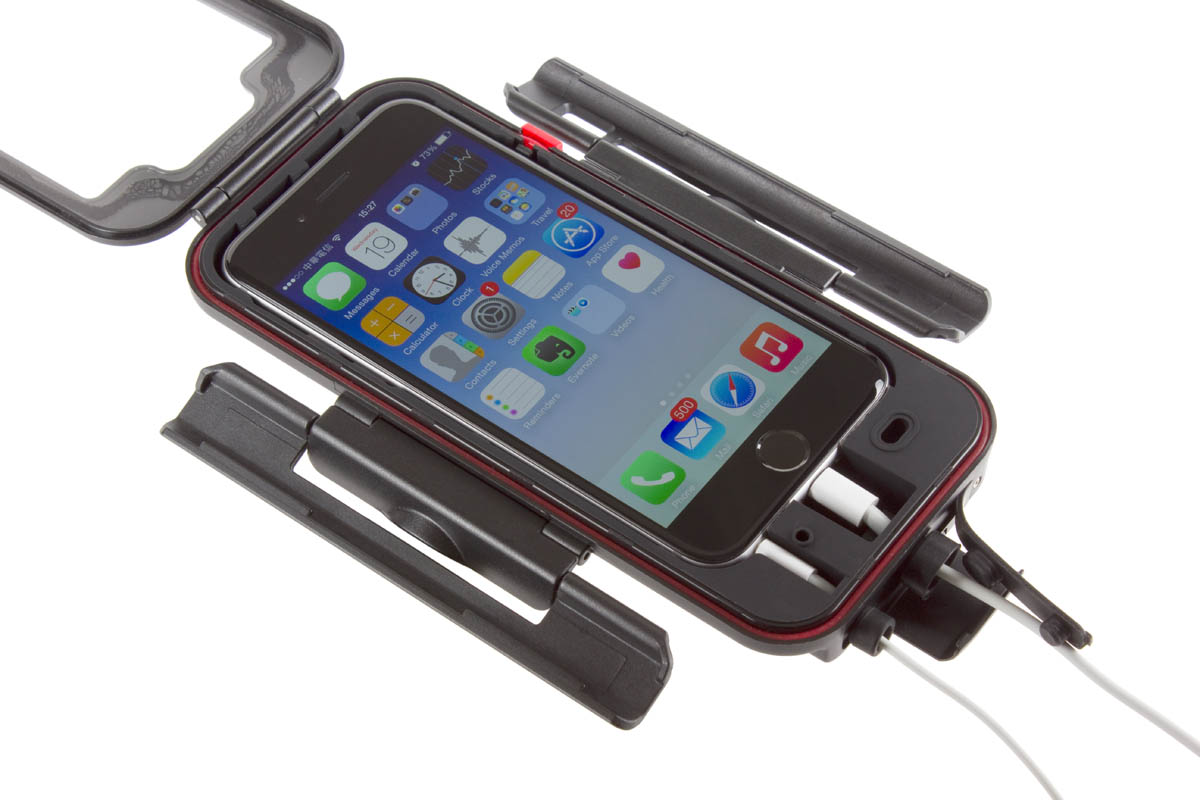 Case Design cycling mobile phone case : Further information: BikeLogic website or BioLogic UK distributor ...