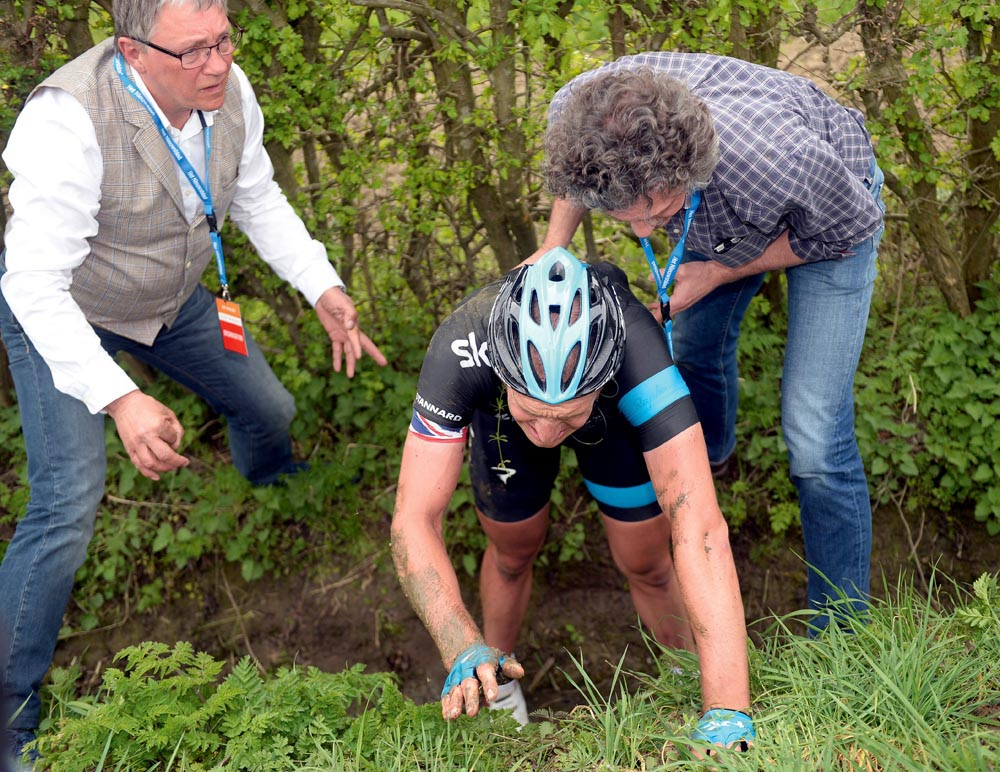 Graham Watson S 2014 In Pictures Cycling Weekly