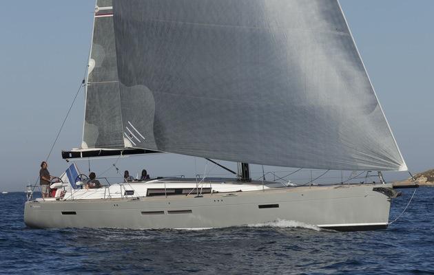 Wauquiex Centurion57 European Yacht of the Year 2014/5 winner
