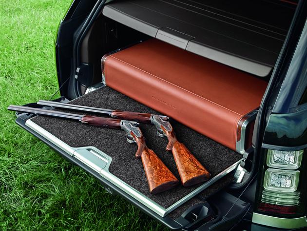 Holland & Holland Range Rover Gun Cabinet