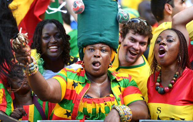 Ghana-fan