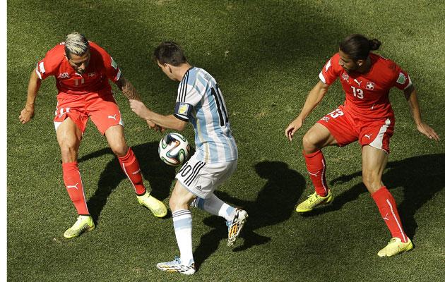 Lionel Messi Switzerland