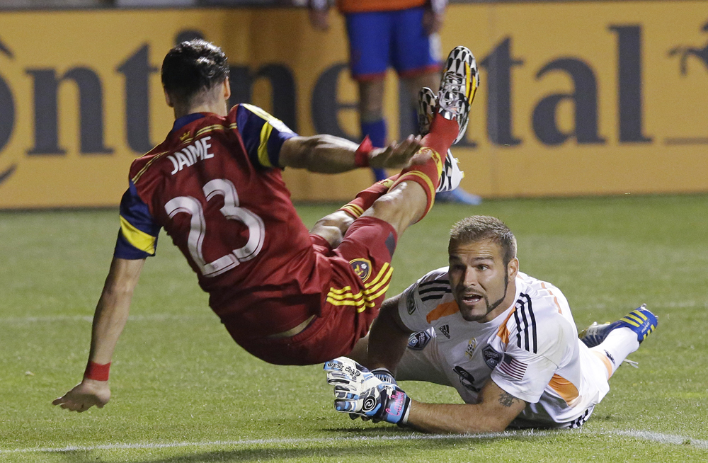 MLS Rapids Real Salt Lake Soccer