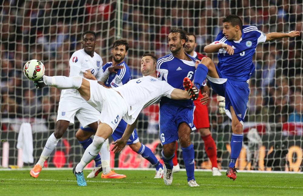 England v San Marino - UEFA Euro 2016 Qualifying Group E