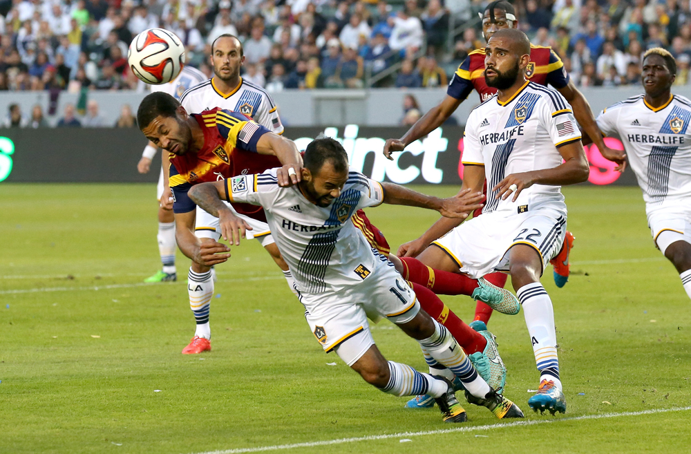 Real Salt Lake v Los Angeles Galaxy - Western Conference Semifinals - Leg 2