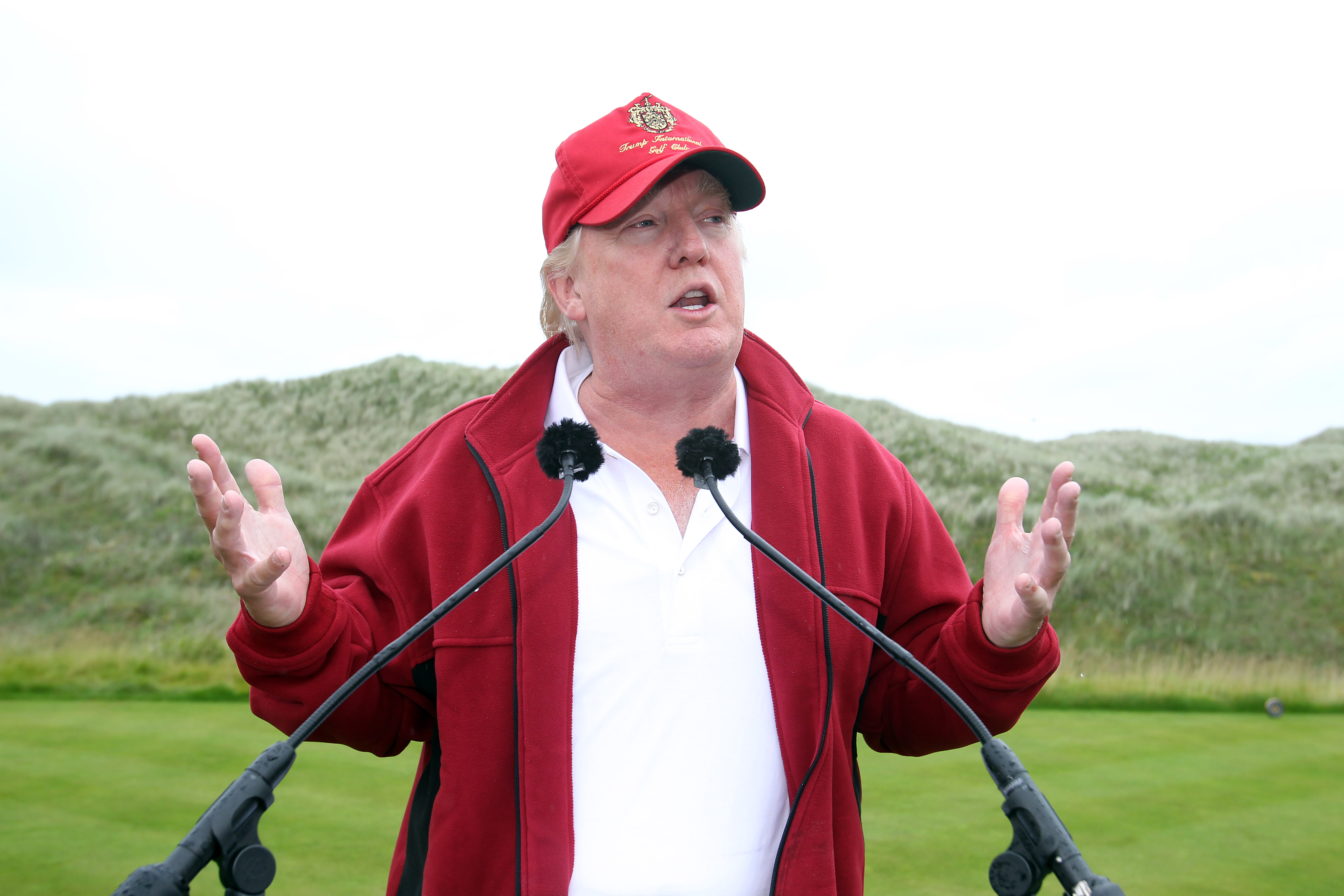 Donald Trump negotiating bid to buy Turnberry
