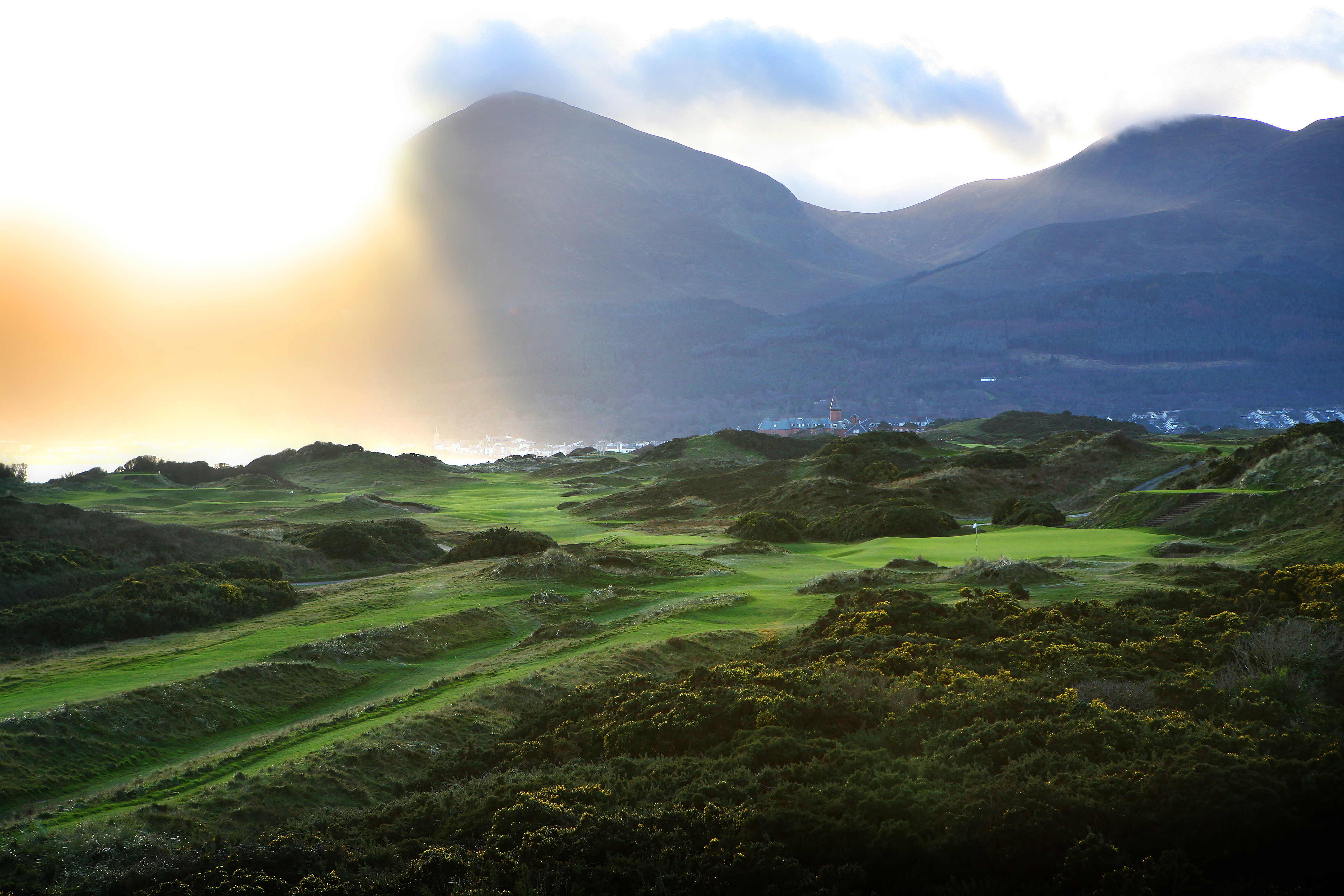 2 royal county down top 100 courses uk ireland 2015 16 for Royal county down