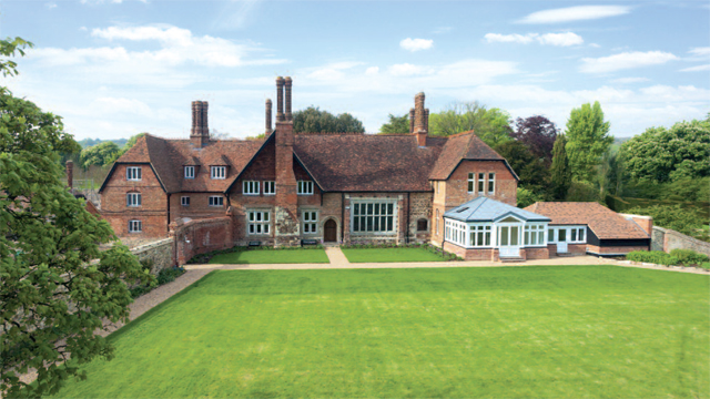 five of the best houses for sale in kent