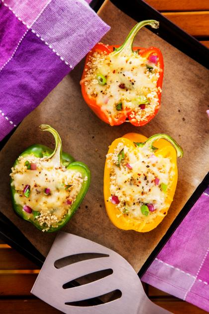 Country Brunch Stuffed Peppers