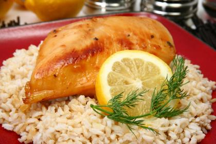 Lemon-Sweet Chicken