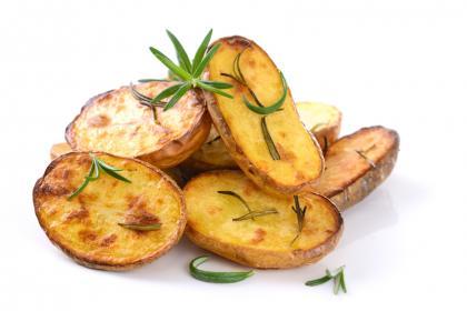 Roasted Potato Skins