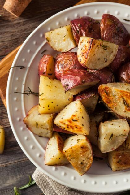 Teriyaki Potatoes