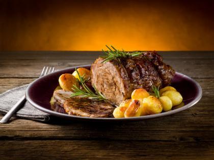 Abbachio Al Forno (Italian Roast Lamb)