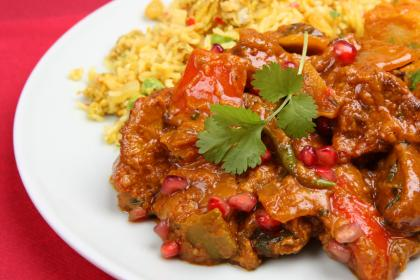 East Indian Lamb Curry