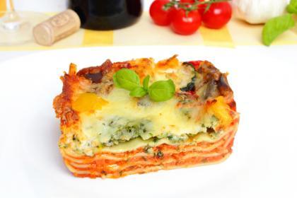 Meatless Lasagna