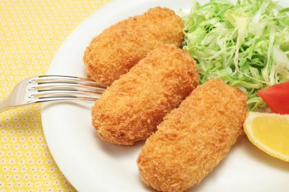 Vegetable Croquettes
