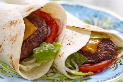 Tex-Mex Veggie Burgers