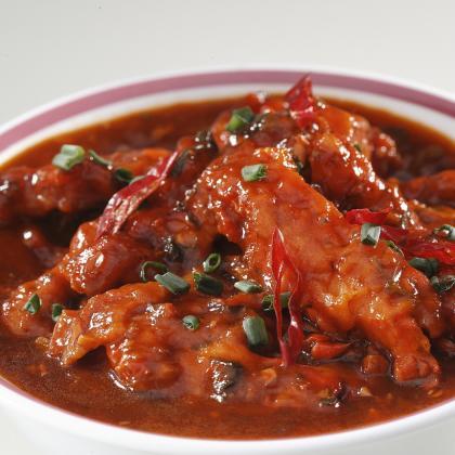 Spicy Szechwan Chicken
