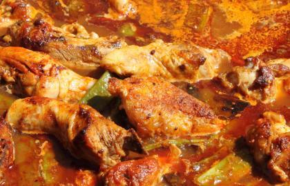 Turkey Creole