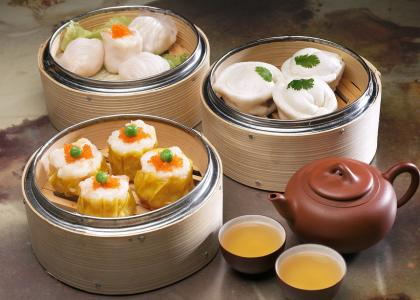 Dim Sum (Steamed Chinese Appetizers)