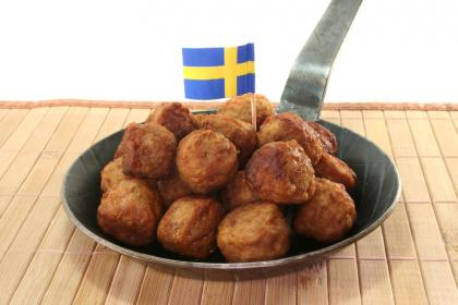Koettbullar (Swedish Meatballs)